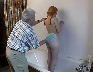 Papa velu adolescent belle femme nue com