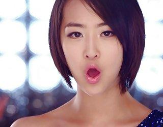Les filles coréennes fille devetue