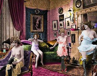 Bordel de rêve (2012) cfnm videos